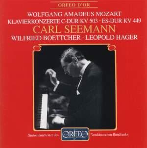 Mozart: Piano Concertos Nos. 14 & 25 Product Image