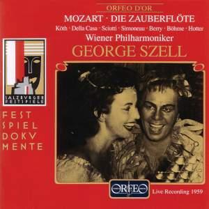 Mozart: Die Zauberflöte, K 620 (Live)