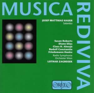 Hauer: Salambo, Op. 60