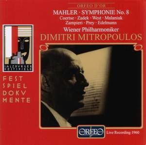 Mahler: Symphony No. 8 in E flat major 'Symphony of a Thousand'
