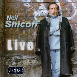 Neil Shicoff Live Product Image