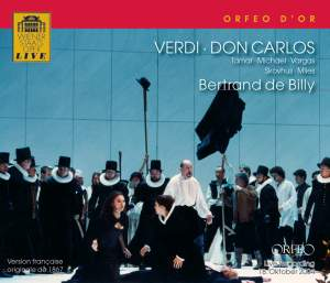 Verdi: Don Carlos (Five-act French version)
