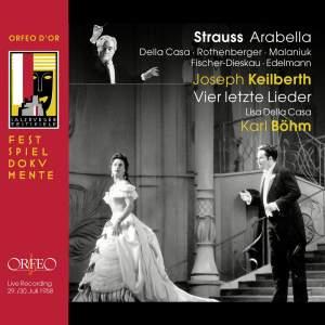 Strauss: Arabella & Vier letzte Lieder