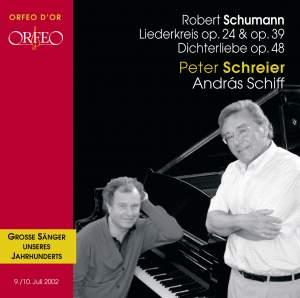 Schumann: Dichterliebe & Liederkreis opp. 24 & 39