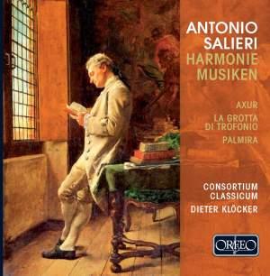 Antonio Salieri: Harmoniemusiken