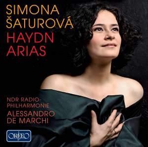 Haydn Arias - Simona Šaturová