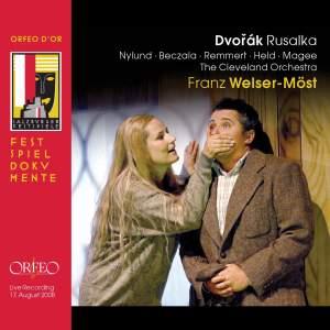Dvořák: Rusalka, Op. 114 Product Image