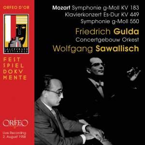 Wolfgang Sawallisch conducts Mozart
