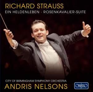 Strauss - Ein Heldenleben & Der Rosenkavalier Suite Product Image