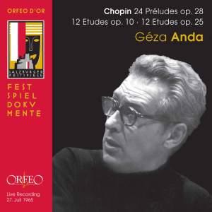 Géza Anda plays Chopin