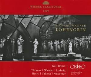 Wagner: Lohengrin Product Image