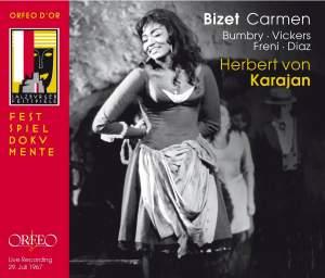 Bizet: Carmen, WD 31 (Live)