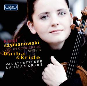Szymanowski: Violin Concertos 1 and 2 & Myths Op. 30 Product Image