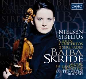 Sibelius & Nielsen: Violin Concertos Product Image