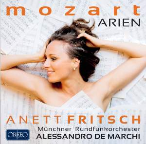 Mozart: Arien Product Image