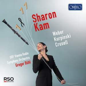 Weber, Kurpiński & Crusell: Works for Clarinet & Orchestra