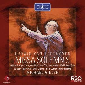 Beethoven: Missa Solemnis Product Image