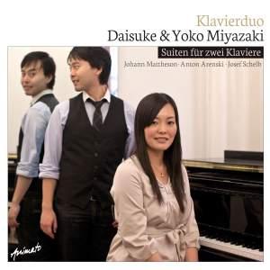 Klavierduo - Daisuke & Yoko Miyazaki: Suiten fur zwei Klaviere