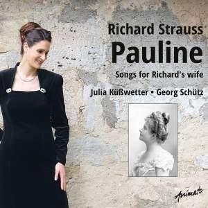 Pauline - Songs for Richard's Wife