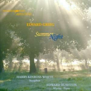 Grieg: Summer Night