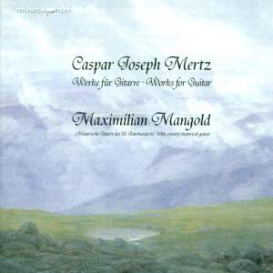 MERTZ, J.K.: Bardenklange / Pianto dell'Amante / Le Romantique / Elegie / Introduction et Rondo Brillant (Mangold)