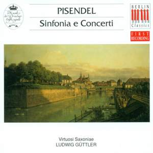 Pisendel & Telemann: Sinfonia & Concertos