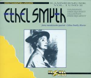 Smyth: Chamber Music & Songs, Vols. 1 & 2