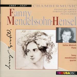 Mendelssohn-Hensel: Chamber Music Product Image