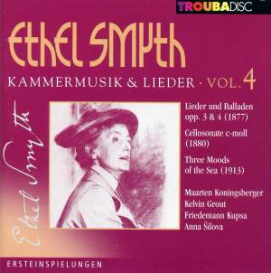 Smyth: Chamber Music & Songs, Vol. 4