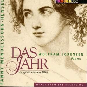 Mendelssohn-Hensel: Das Jahr Product Image