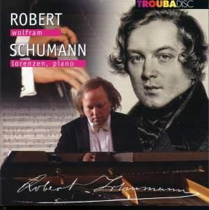 Schumann: Faschingsschwank aus Wien - Fantasiestucke - Etudes Symphoniques