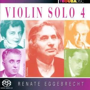 Violin Solo, Vol. 4