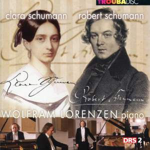 Robert & Clara Schumann: Piano Works