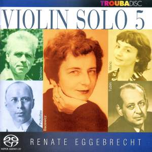 Violin Solo, Vol. 5
