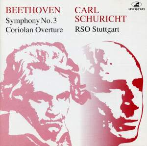 Carl Schuricht conducts Beethoven Product Image