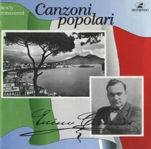 Canzoni Popolari Product Image