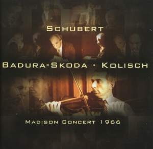 Schubert: Works for Violin & Piano