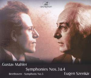 Eugen Szénkar conducts Mahler Product Image