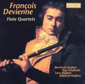 Devienne: Flute Quartets