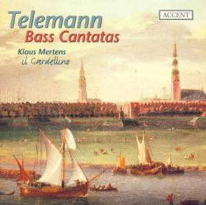 Telemann - Cantatas for Bass