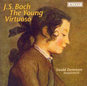 """J. S. Bach - """"The Young Virtuoso"""""""