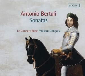 Antonio Bertali: Sonatas