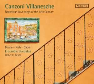 Canzoni Villanesche Product Image