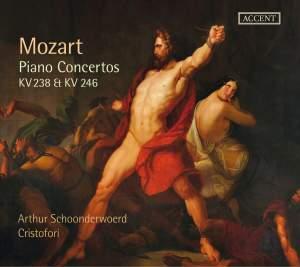 Mozart: Piano Concertos Nos. 6 & 8 Product Image