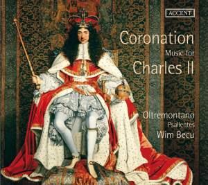 Coronation Music for Charles II Product Image