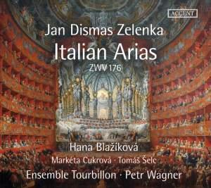 Zelenka: Italian Arias, ZWV176