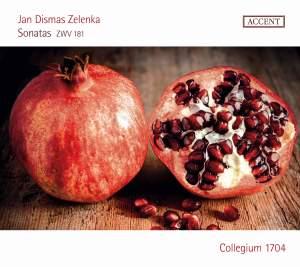 Zelenka: Sonatas a 2 oboi (violino) e 2 bassi obligati, ZWV181