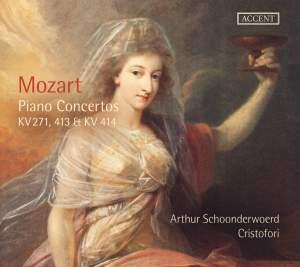Mozart: Piano Concertos Nos. 9, 11 & 12 Product Image