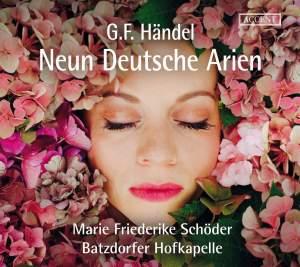 Handel: Neun deutsche Arien Product Image