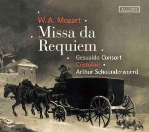 Mozart: Missa da Requiem Product Image